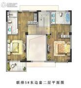 禹洲雍泽府4室2厅4卫230平方米户型图