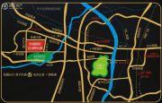 湖南妙盛国际企业孵化港交通图