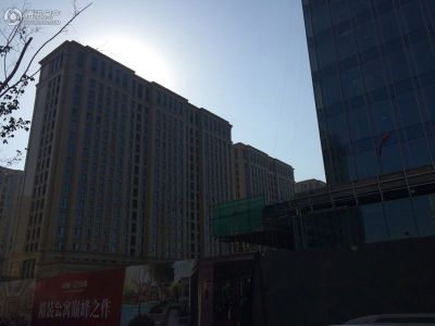 绿城百合公寓三期