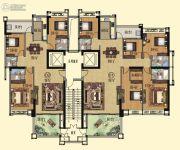 壹品湾4室2厅3卫148--213平方米户型图