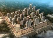 东湖国际城效果图