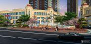银海龙城实景图
