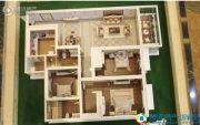 恒大・翡翠华庭3室2厅2卫0平方米户型图