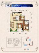 邦泰・国际社区(北区)3室5厅5卫97--107平方米户型图