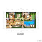 北京城建・海云家园111平方米户型图