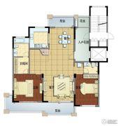 亚龙湾东湖0室0厅0卫268平方米户型图