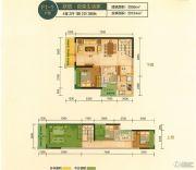 蓝光・林肯公园0室0厅0卫96平方米户型图