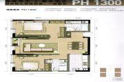 金陵凤栖园2室1厅2卫0平方米户型图