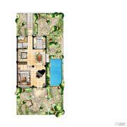 伯乐达城市御墅241平方米户型图