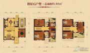 恒润・枫桦名邸0室0厅0卫365平方米户型图