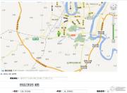 柳州毅德城交通图