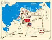 富力盈溪谷交通图