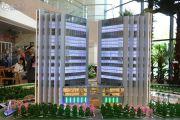 中惠国际大厦沙盘图