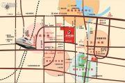 未来城三期交通图