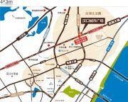 汉口城市广场20号楼交通图
