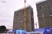广州绿地中央广场外景图