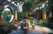 泰禾杭州院子实景图