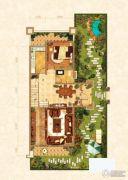 北京城建龙樾湾1室2厅1卫191平方米户型图