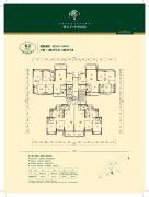 客天下・中央公园3室2厅2卫112--143平方米户型图