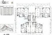 百信花苑3室2厅2卫95--149平方米户型图