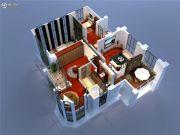 碧桂园山河城6室3厅7卫643平方米户型图