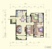 望龙轩2室2厅1卫0平方米户型图