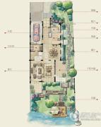 银都名墅316平方米户型图