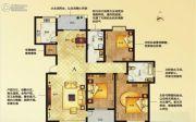 昌华・翡翠城3室2厅2卫0平方米户型图
