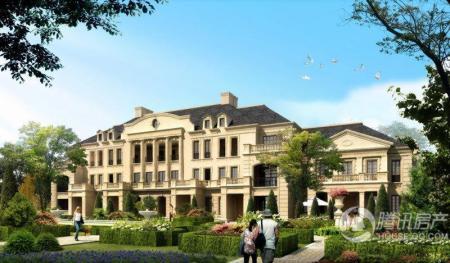北京王府世纪别墅