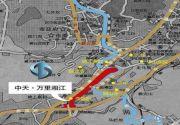 中天万里湘江交通图