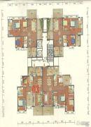 碧海园2室2厅2卫110--120平方米户型图