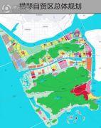中海名钻花园规划图