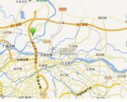 敏捷绿湖国际城交通图