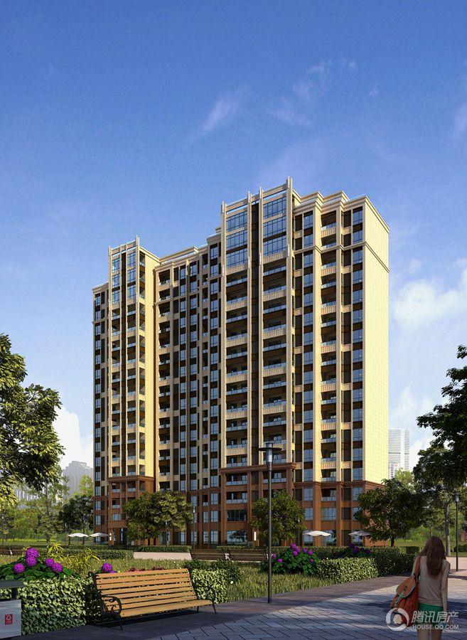 紫荆城三期小高层G12户型