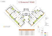 中海万锦世家100--140平方米户型图