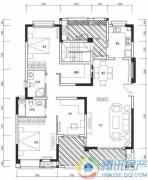 西班牙森林0室0厅0卫216平方米户型图