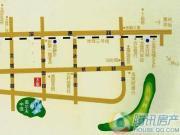 承翰南联公馆交通图
