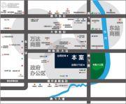 金隅环球中心交通图