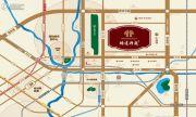 财富绿道丹庭交通图