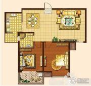 威特天元广场2室2厅1卫0平方米户型图