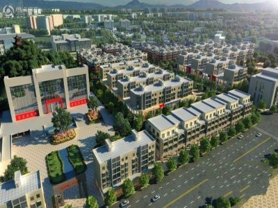 杨桥新镇商贸城