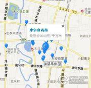 摩尔食尚街交通图