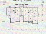 清华园3室2厅2卫79--101平方米户型图