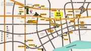 保利・林语中心交通图