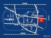 中原万商城交通图