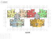 德雅园0室0厅0卫111--129平方米户型图