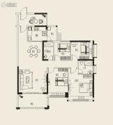 隆生皇冠花园4室2厅2卫0平方米户型图