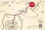 龙湖长城源著交通图