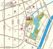 德信・元湖一号规划图