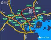 半月山温泉小镇交通图